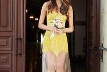 Gorgeous Wedding Gowns / Beautiful Wedding and Bridal Gowns