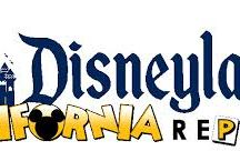 Disneyland Paris, Disneyland California and Tokyo Disneyland / Disneyland Paris, Disneyland California og Tokyo Disneyland