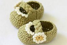 Knit/Crochet patterns / by Debbie Barry