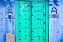 Puertas / by Jessica junco