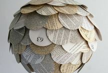 Crafting Lamp Shade