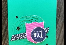 Stampin' Up! - Badges & Banners