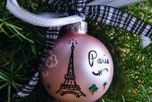 navidas en París