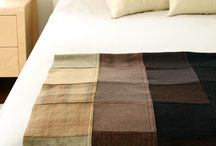 Blanket (and pillow) DIY