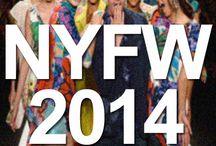 New York Fashion Week Fall '14 / NYFW