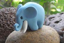 Animals amb plastilina