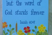 Scripture Art / by Beth Forehand