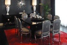 dining room / by Ginny Solis