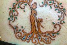 motherhood tattooes