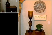 Interior Decorating Before & Afters / by Treasured Spaces