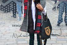Schotse ruit  / Jurken rokken jassen Tartan Fashion