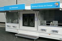 Bespoke Trailers / All sizes & types of bespoke trailers manufactured.  A selection are shown here
