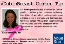 Breast Cancer @ MountSinaiNYC