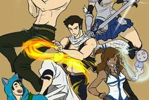 The Last Airbender / Legend Of Korra