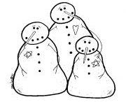 Snowman's World