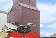 Parade Float 2015 / Town of Stettler new parade float