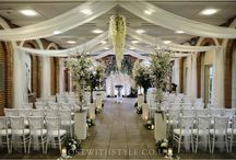Wedding Showcase / How fabulous did the Orangery & Tithe Barn look for our showcase on Sunday, 15th February?