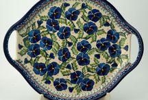 Polish pottery / by Linda Riley