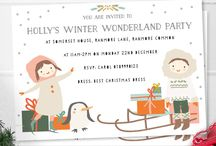 BRILLIANT PARTY INVITES