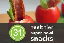Eat Healthy // Superbowl