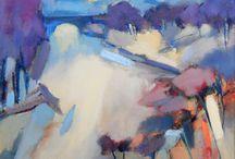 Art of Impressionism / Expressive light and colour, brushwork