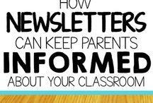 teaching | parent communication
