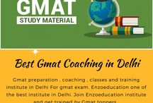 Choose Top GMAT  Coaching in Delhi /  Top Gmat Coaching in Delhi – Gmat preparation , coaching , classes and training institute in Delhi For gmat exam. Enzoeducation one of the best institute in Delhi. Join Enzoeducation institute and get trained by Gmat toppers.  http://www.enzoeducation.com/