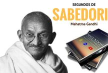 Psicólogo Online: Segundos de Sabedoria - Mahatma Gandhi