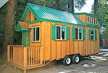 Tiny Home Roof / Roof ideas