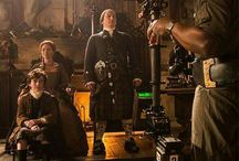 "Behind the scenes""Outlander"""