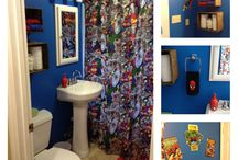 Comic Inspired Spaces