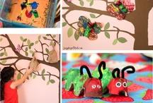 Mini-Beast Preschool PreKinder Ideas