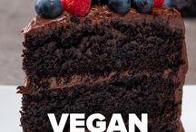 Fudgiest dairy free vegan chocolate cake