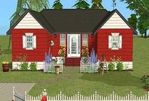 Sims - Modern - Suburban/Country