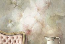 Romantic walls