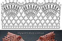 CROCHET LACE COLLARS - ΓΙΑΚΑΔΕΣ