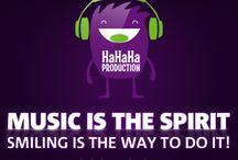HaHaHa Production / HaHaHa label