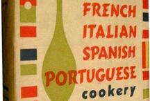 40s / 50s Italian Cook Book
