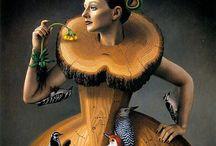 The Art / by Andres Skliarevsky