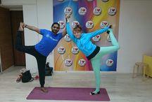 Yogasutra / Ранее не занимались йогой? Устали житьв Москвеилиболит спина? Заходите к нам в теплую и уютную студию йоги и танца на Ленинском проспекте д. 41.Yoga-sutra.ru