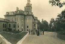 Casati e castelli diroccati / scuole e castelli lugubri e diroccati un tempo fior fiore della società