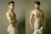 INS desnudo masculino