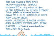 Beneficios nadar