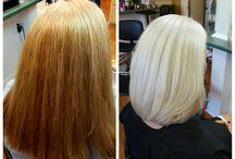 Hair Color From Our Fort Walton Beach Salon / Hair color by Spencer's Hair Designs Stylists. Fort Walton Beach Fl.