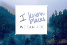 Gets Me in the Mood / Pins that get the 'Wanderlust' flowing...