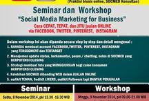 Pelatihan Pinterest Marketing untuk Jualan Online dan SEO di Jakarta / Pelatihan Pinterest Marketing untuk Jualan Online dan SEO di Jakarta