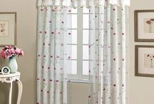 Embroidered Curtains / by Swags Galore