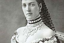 ROYALS: Queen Alexandra