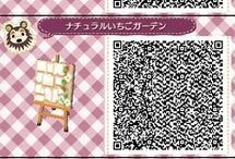 Animal Crossing Qr Codes ♥