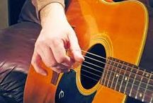 My post / About guitar